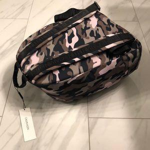 NWT Women's Calvin Klein Camo Backpack